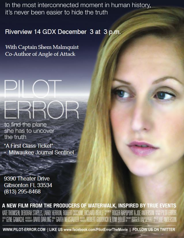 Pilot Error Riverview