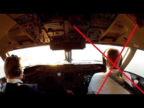 single pilot airliner